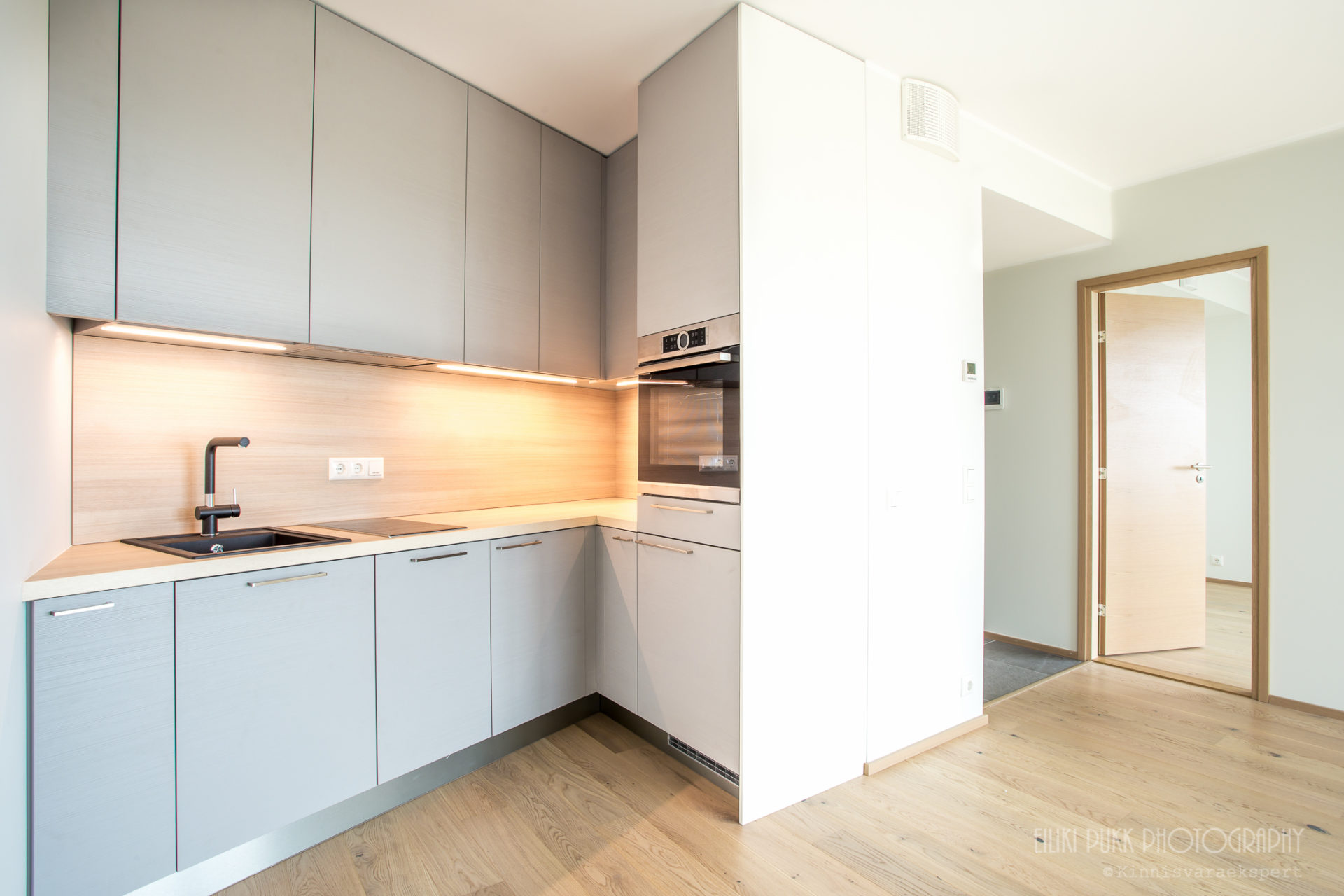 The Kitchen Is Included In The Price Of Three Apartments Now